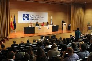 IMG 3905b 300x200 El colegio Orvalle del municipio de Las Rozas gana la IV edición del Torneo Intermunicipal de Debate Escolar celebrado en la Universidad Francisco de Vitoria (Madrid) Estudiar en Universidad Privada Madrid