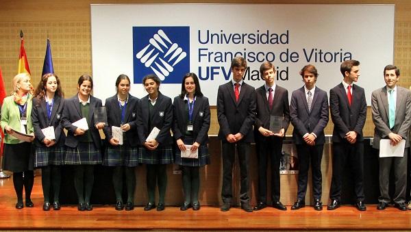 IMG 405b El colegio Orvalle del municipio de Las Rozas gana la IV edición del Torneo Intermunicipal de Debate Escolar celebrado en la Universidad Francisco de Vitoria (Madrid) Estudiar en Universidad Privada Madrid