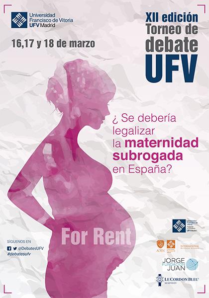 maternidad tide Casi una treintena de universidades participaron en el XII Torneo Nacional de Debate Universidad Francisco de Vitoria Estudiar en Universidad Privada Madrid