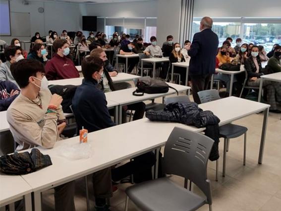Generacion empresarial 2 Generación empresarial Estudiar en Universidad Privada Madrid