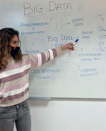 Generacion empresarial 3 Generación empresarial Estudiar en Universidad Privada Madrid