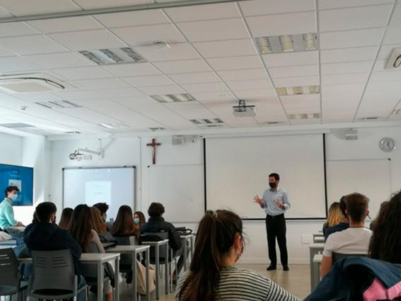 Generacion empresarial 4 Generación empresarial Estudiar en Universidad Privada Madrid