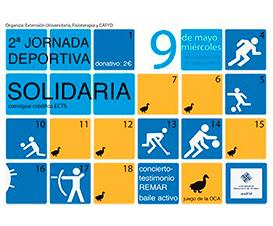 jornadas deportivas 1 VAS Voluntarios por la Acción Social
