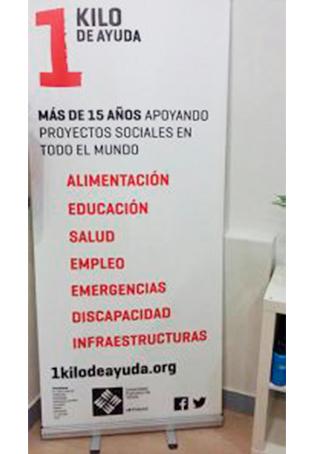 personas sin hogar vas VAS Voluntarios por la Acción Social