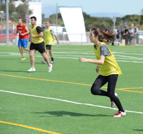 titulacion que nos diferencia Ciencias de la Actividad Física y del Deporte