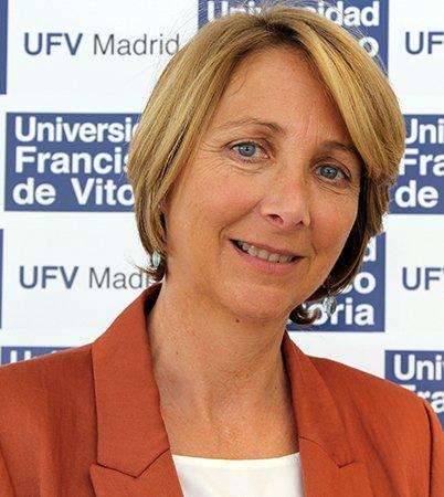 maria lacalle actualidad UFV Estudiar en Universidad Privada Madrid