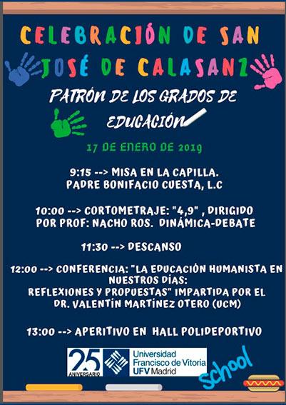 CARTEL DIA DEL MAESTRO Sociedad de maestros Estudiar en Universidad Privada Madrid