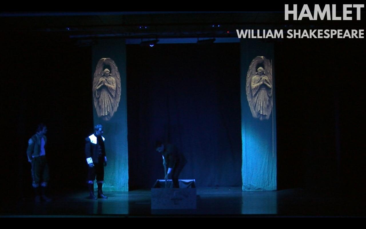 Hamlet William Shakespeare Grupo de Teatro Ay de mí...¡triste! Estudiar en Universidad Privada Madrid