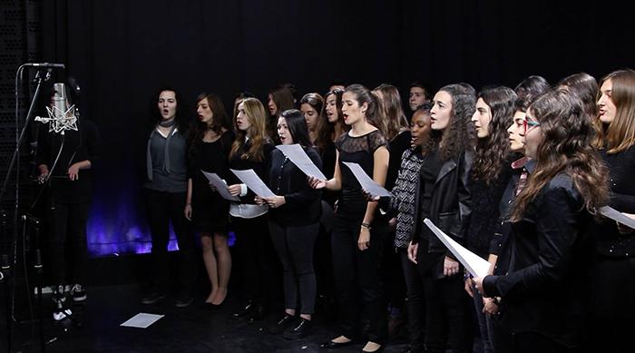actividades culturales coro 01 Coro UFV