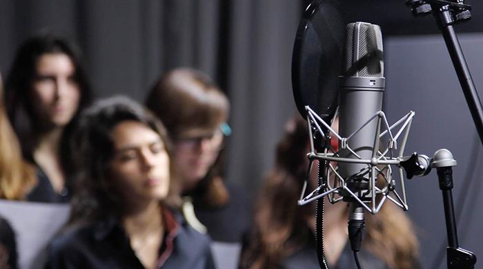 actividades culturales coro 02 Coro UFV