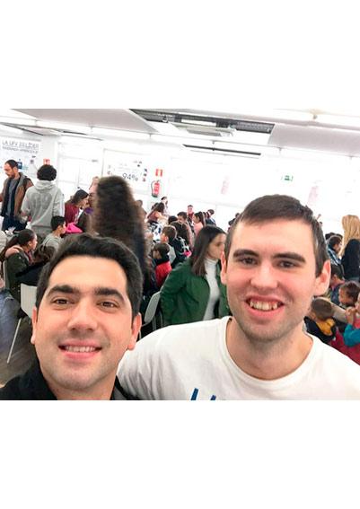 alumnos 1 Sociedad de maestros Estudiar en Universidad Privada Madrid