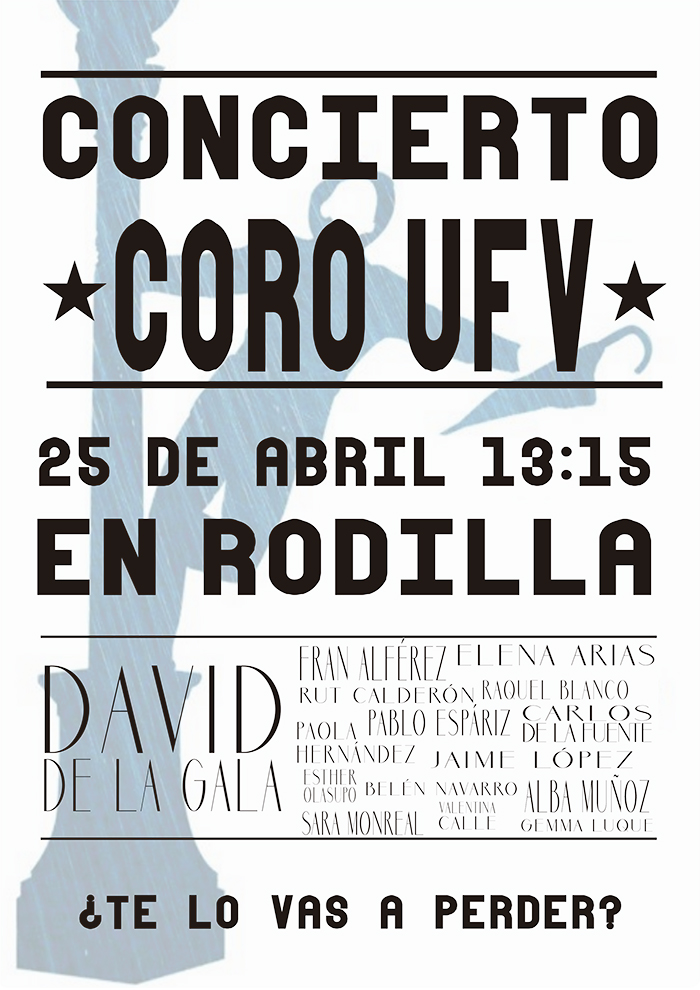 coro concierto Coro UFV