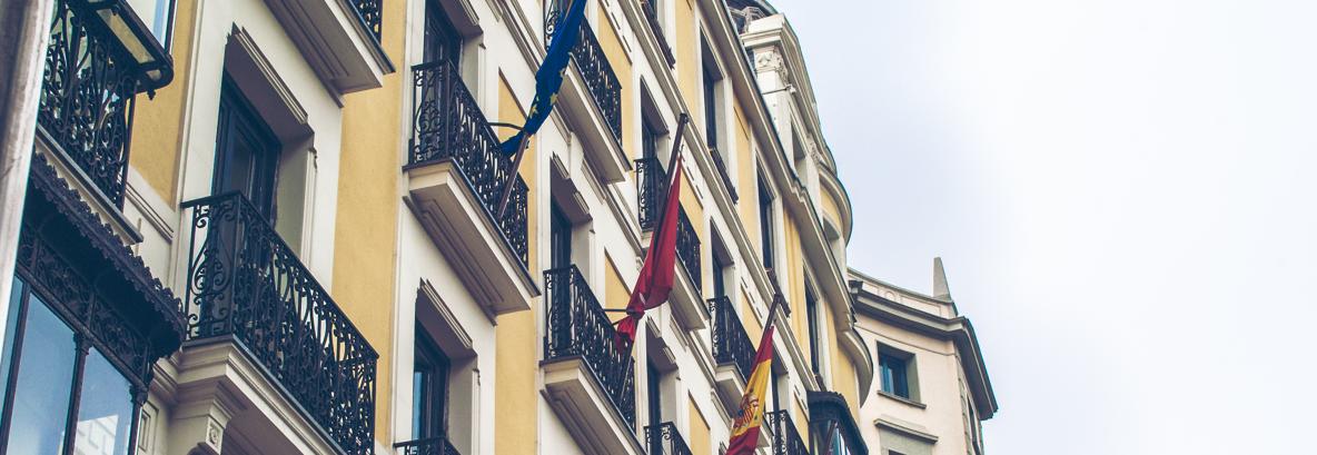 foto madrid alojamiento Estudiar en Madrid