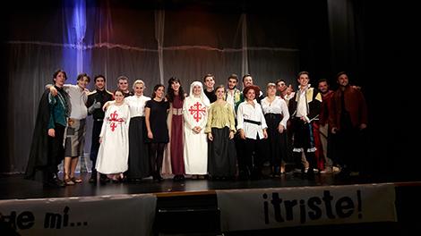 foto teatro2 Grupo de Teatro Ay de mí...¡triste! Estudiar en Universidad Privada Madrid