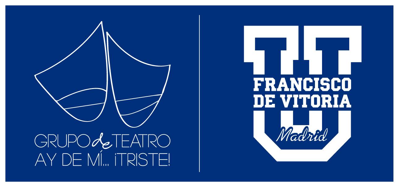 logo teatro ufv Grupo de Teatro Ay de mí...¡triste! Estudiar en Universidad Privada Madrid