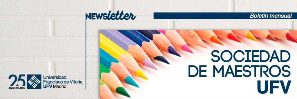 newsletter sociedad de maestros 1024x342 Sociedad de maestros Estudiar en Universidad Privada Madrid
