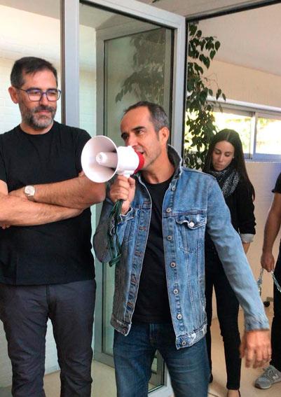 save the teacher Sociedad de maestros Estudiar en Universidad Privada Madrid