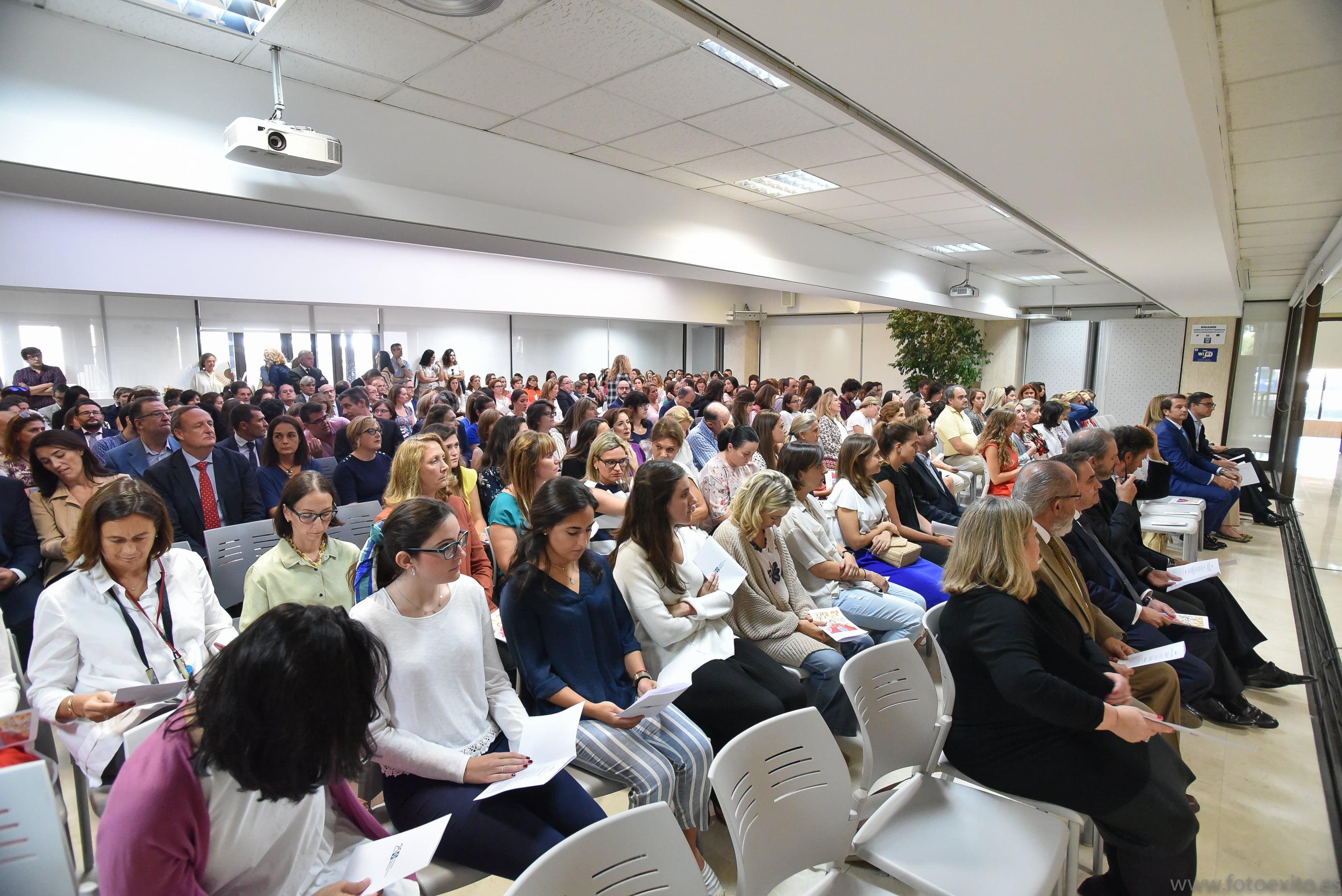 180928 UFV 35 min Actos académicos curso 2018/2019 Estudiar en Universidad Privada Madrid