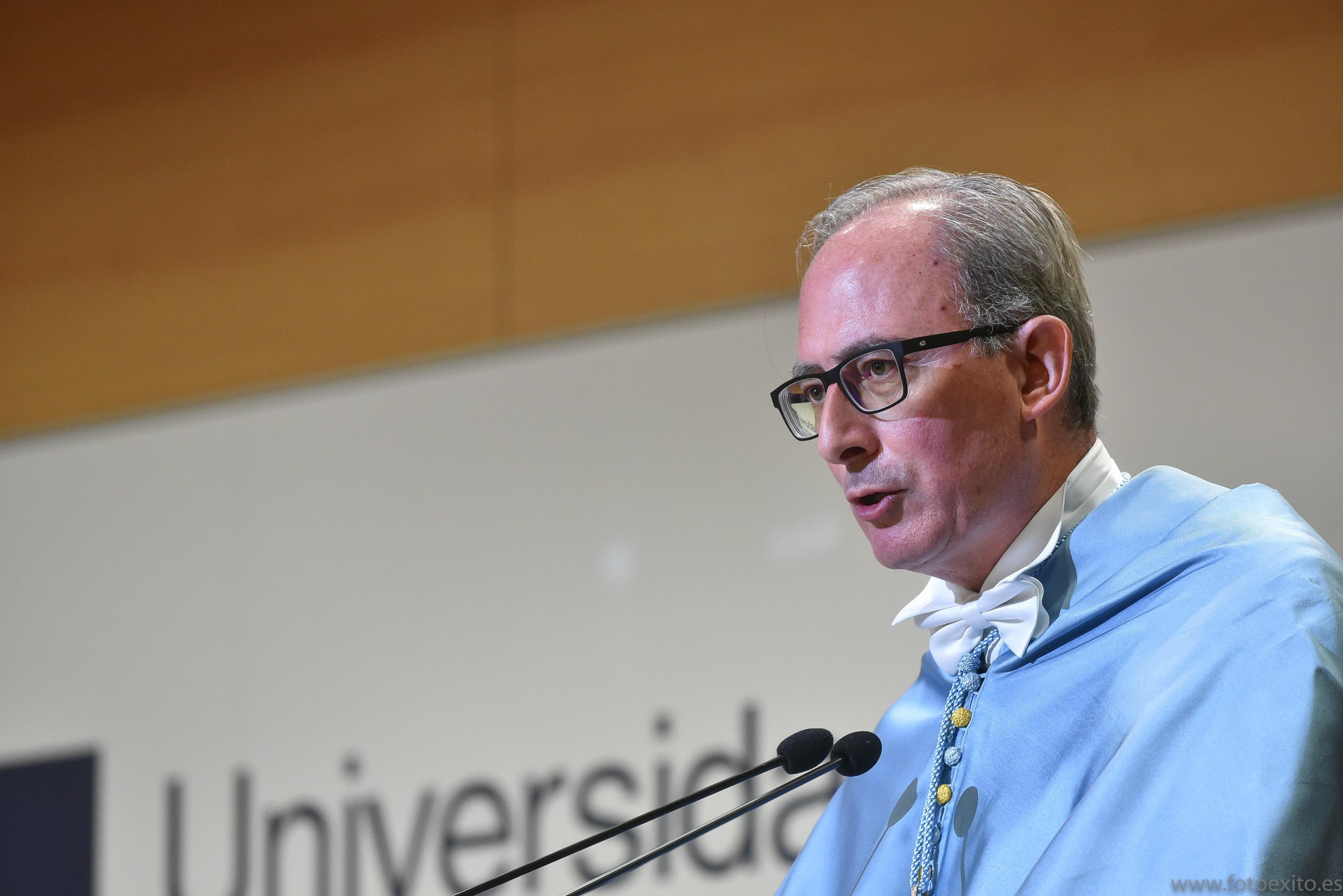 180928 UFV 453 min Actos académicos curso 2018/2019 Estudiar en Universidad Privada Madrid