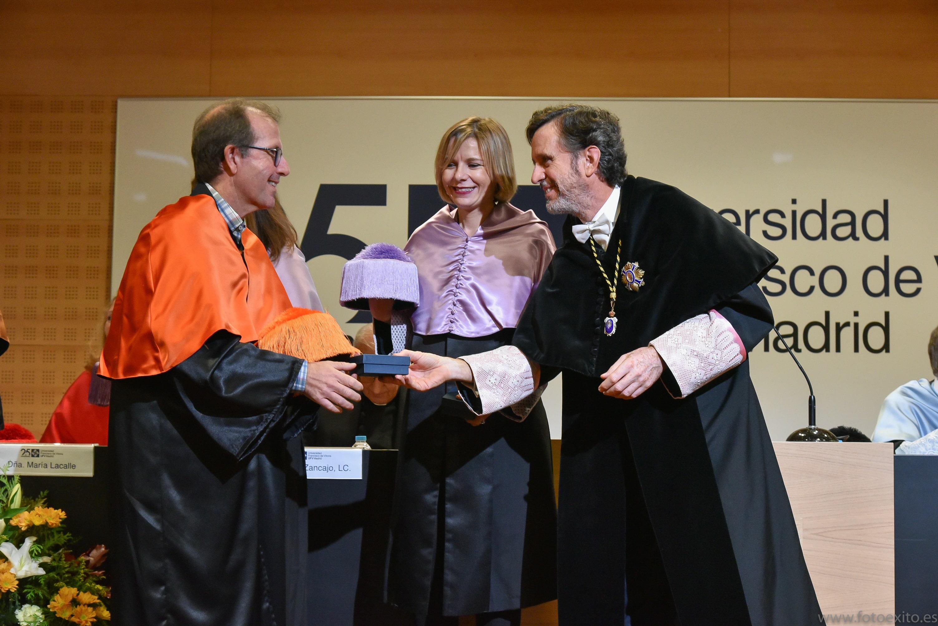 180928 UFV 511 min Actos académicos curso 2018/2019 Estudiar en Universidad Privada Madrid