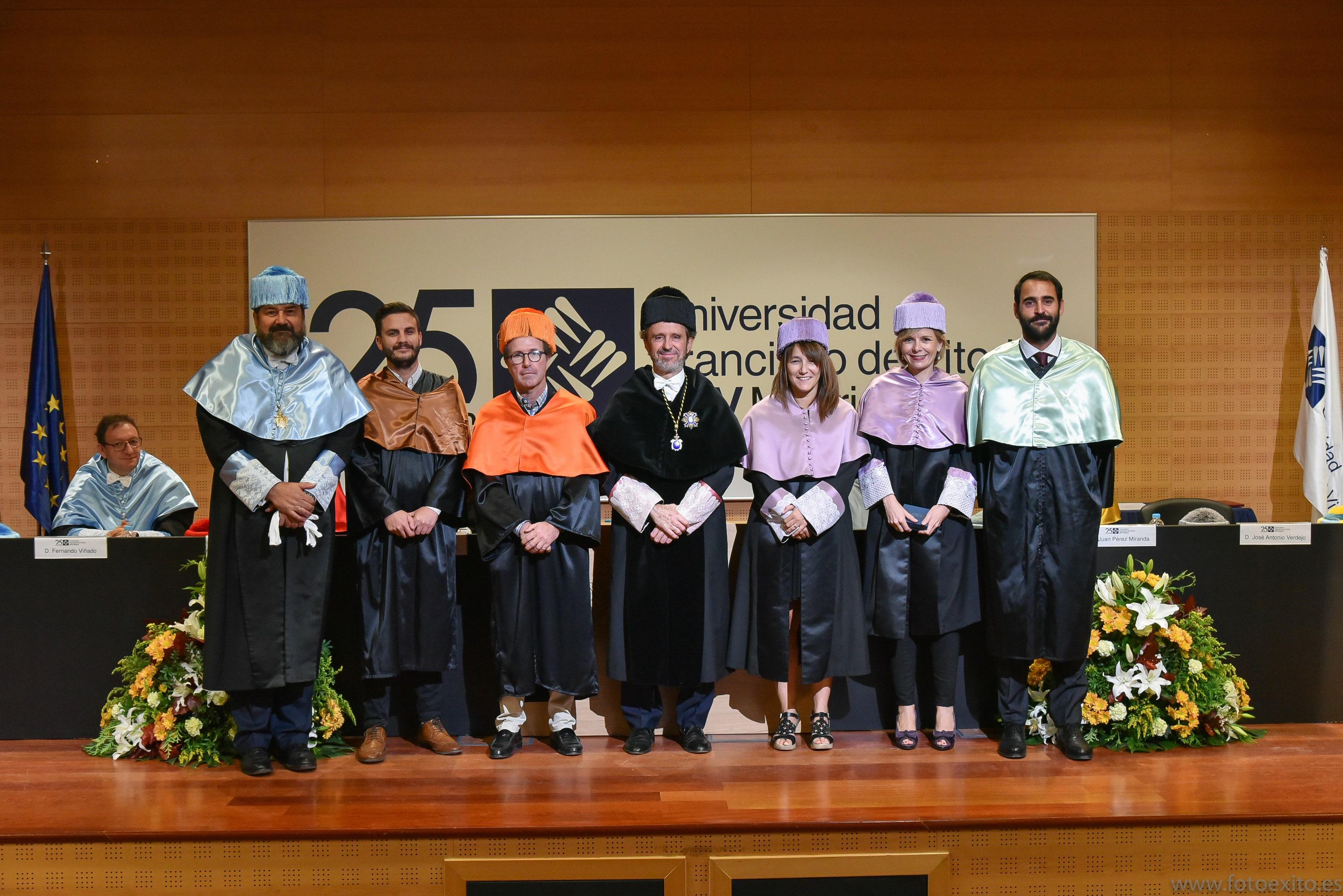 180928 UFV 519 min Actos académicos curso 2018/2019 Estudiar en Universidad Privada Madrid
