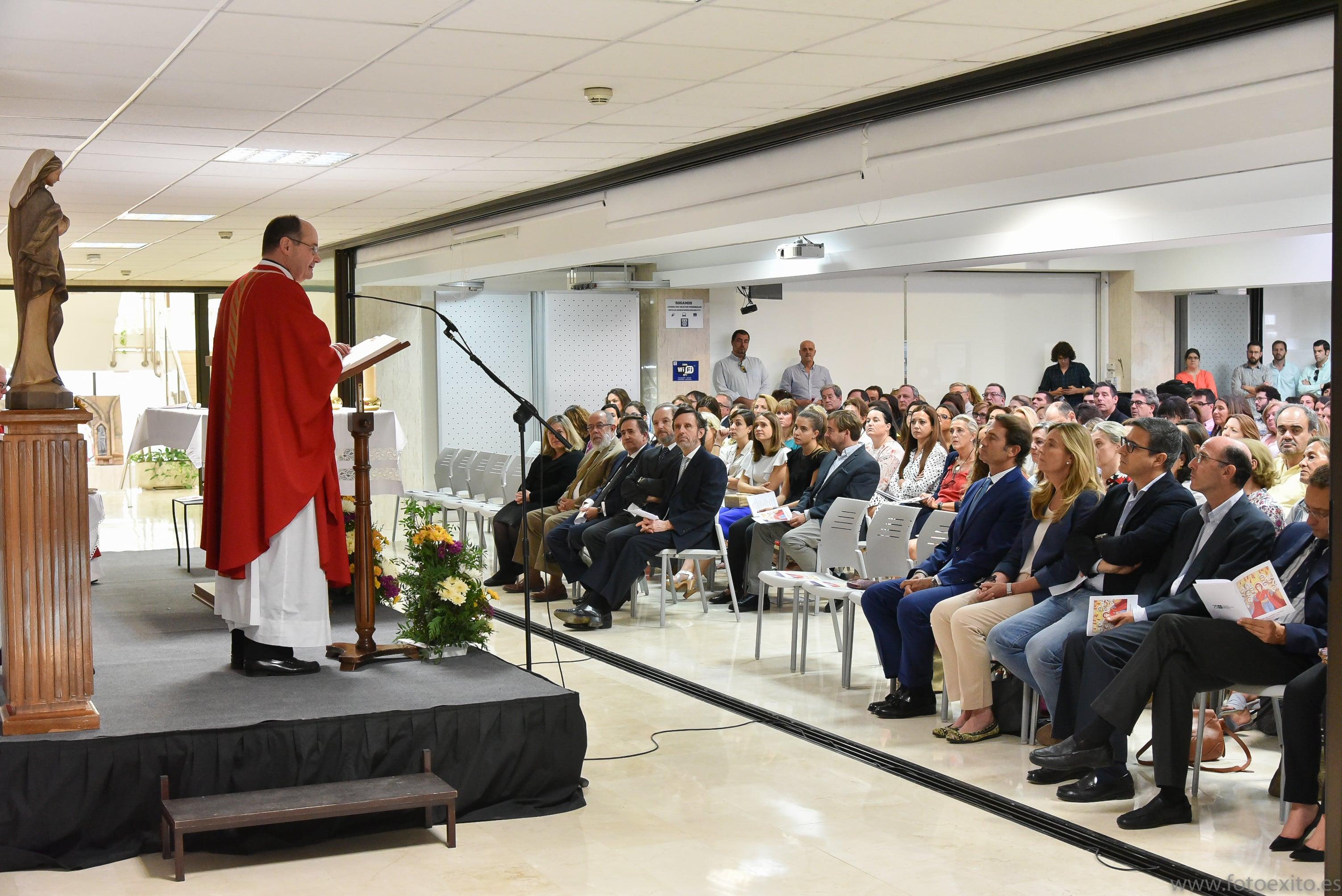 180928 UFV 57 min Actos académicos curso 2018/2019 Estudiar en Universidad Privada Madrid