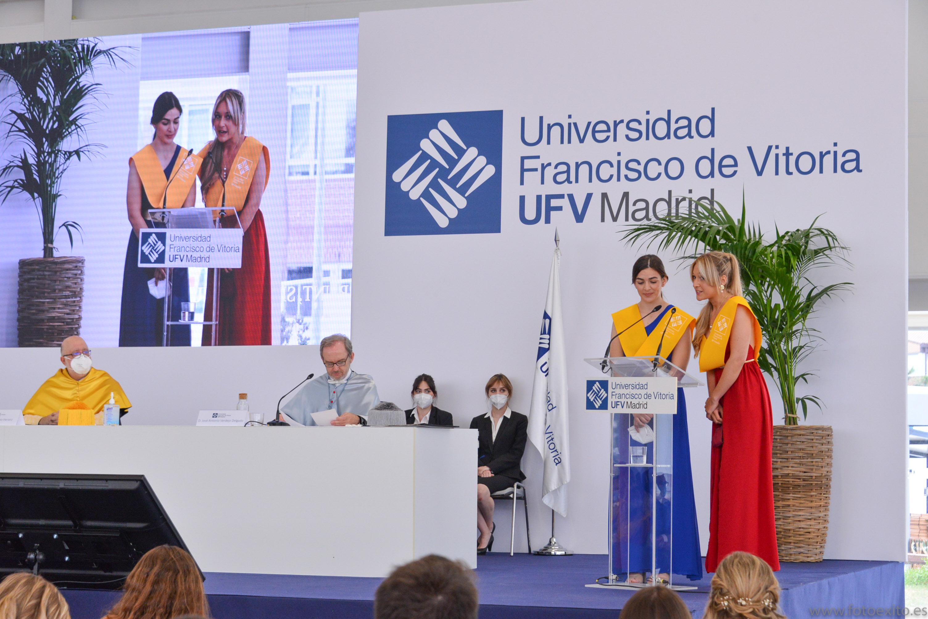 210605UFVAM 1307 Actos académicos Estudiar en Universidad Privada Madrid