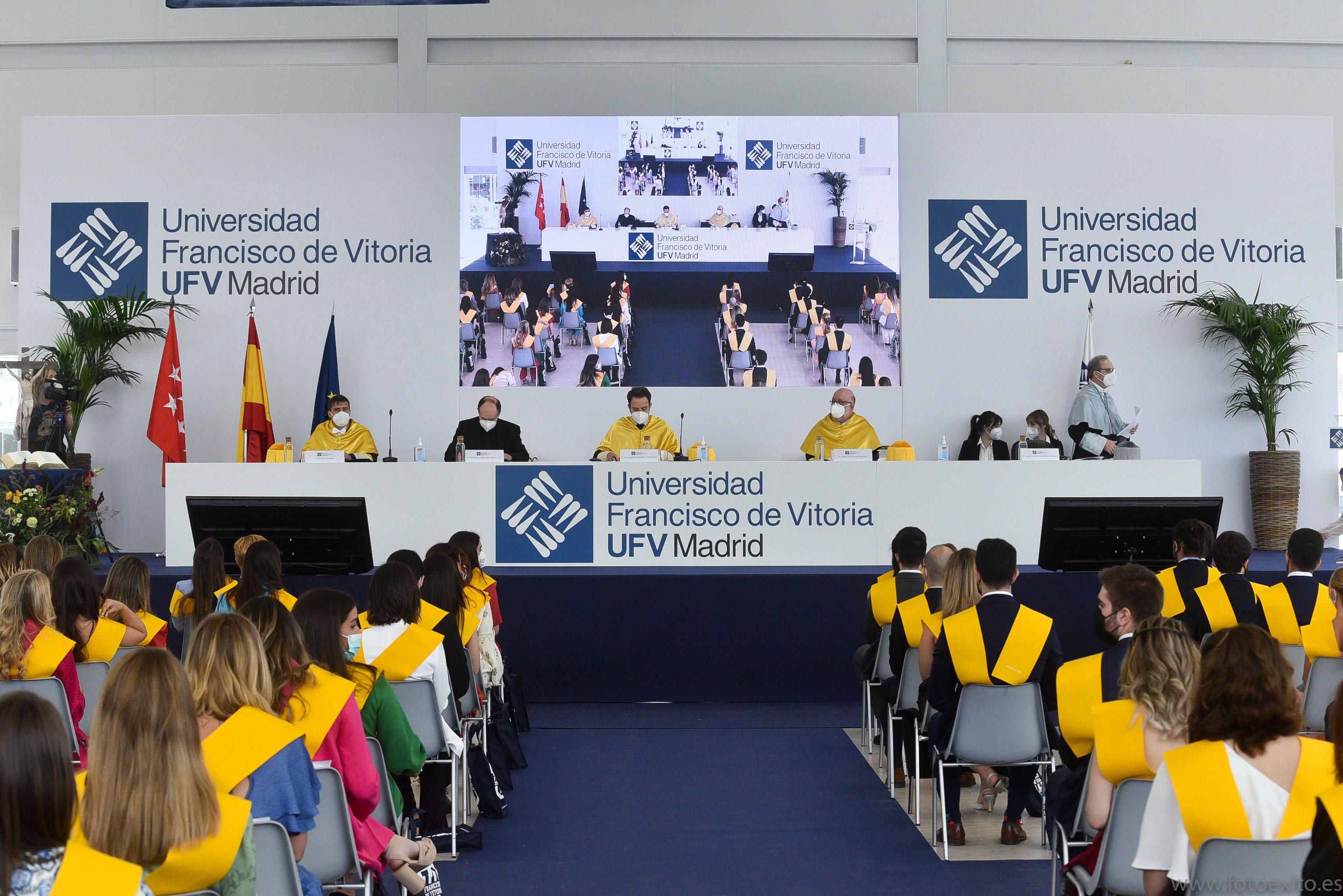 210605UFVAM 873 Actos académicos Estudiar en Universidad Privada Madrid