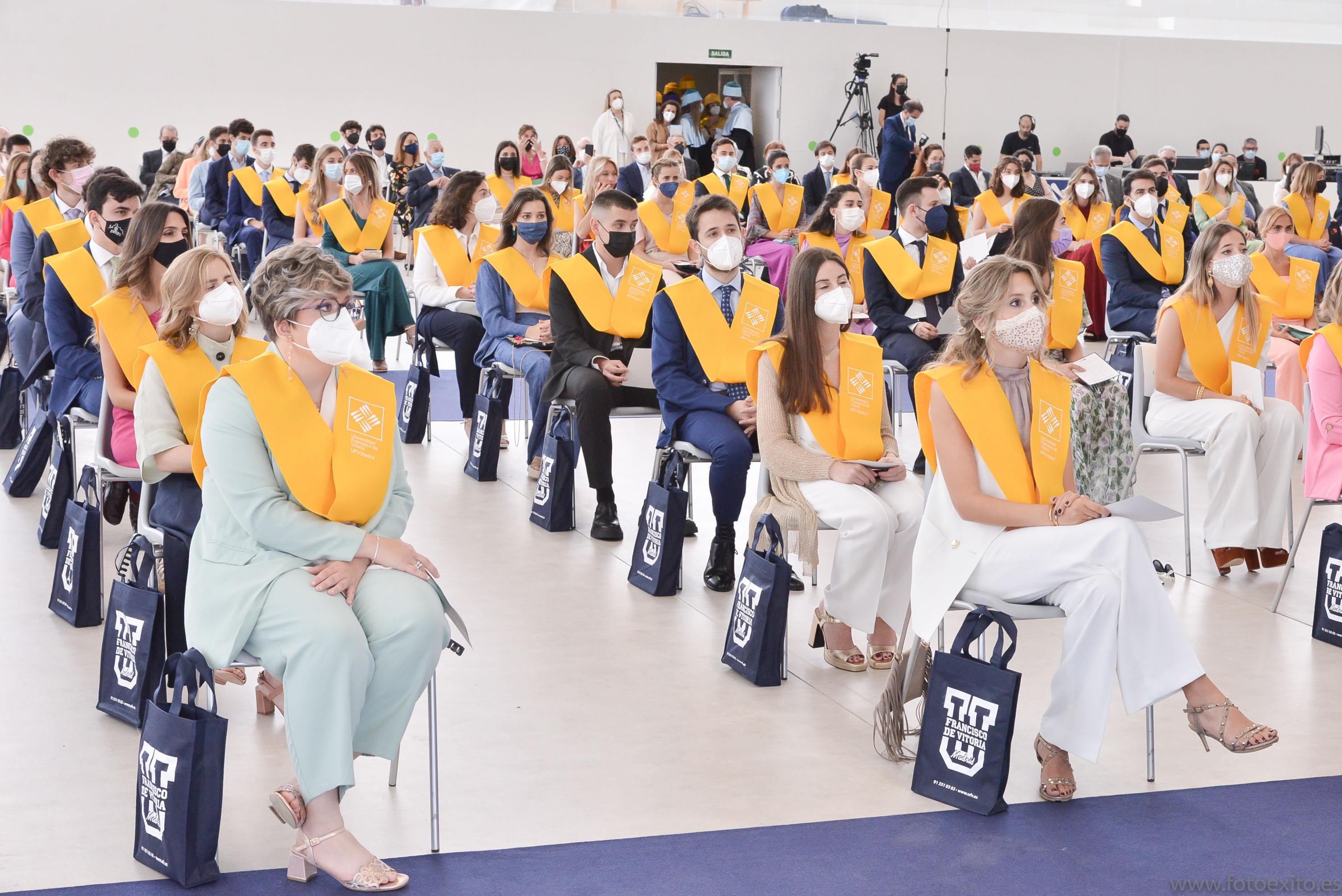 210605UFVAM 924 Actos académicos Estudiar en Universidad Privada Madrid