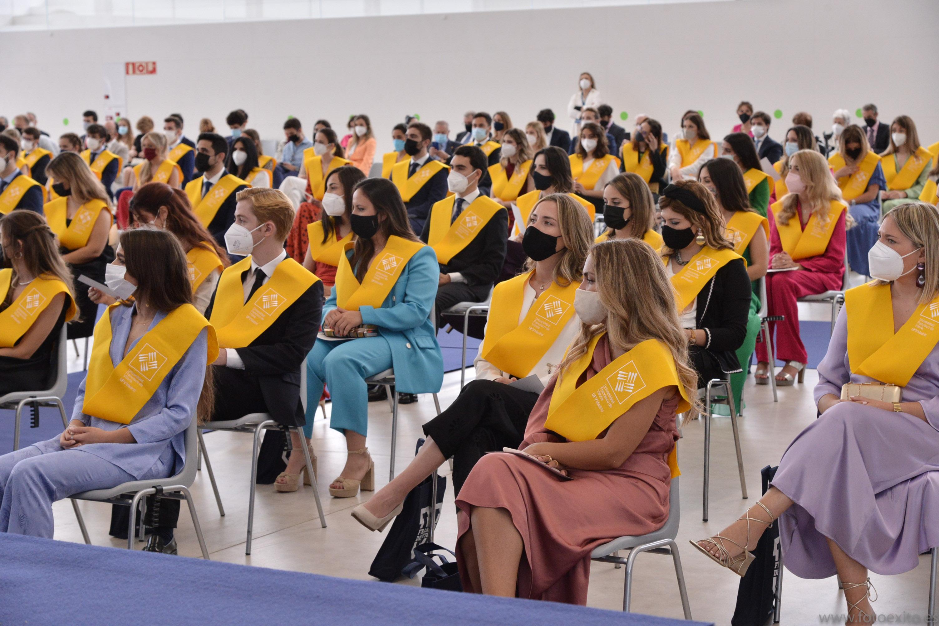 210605UFVAM 954 Actos académicos Estudiar en Universidad Privada Madrid