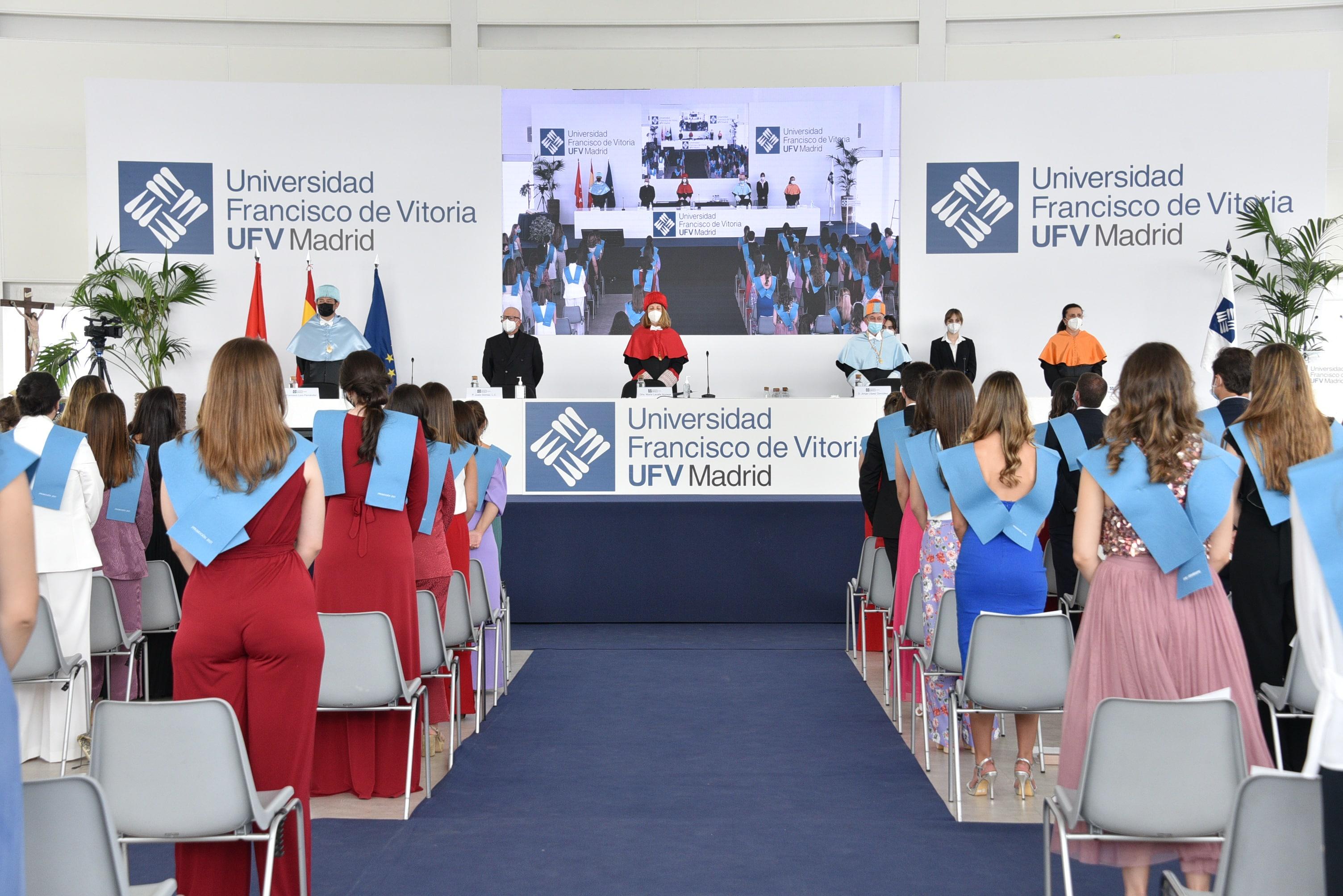 210703UFV1 872 min Actos académicos Estudiar en Universidad Privada Madrid