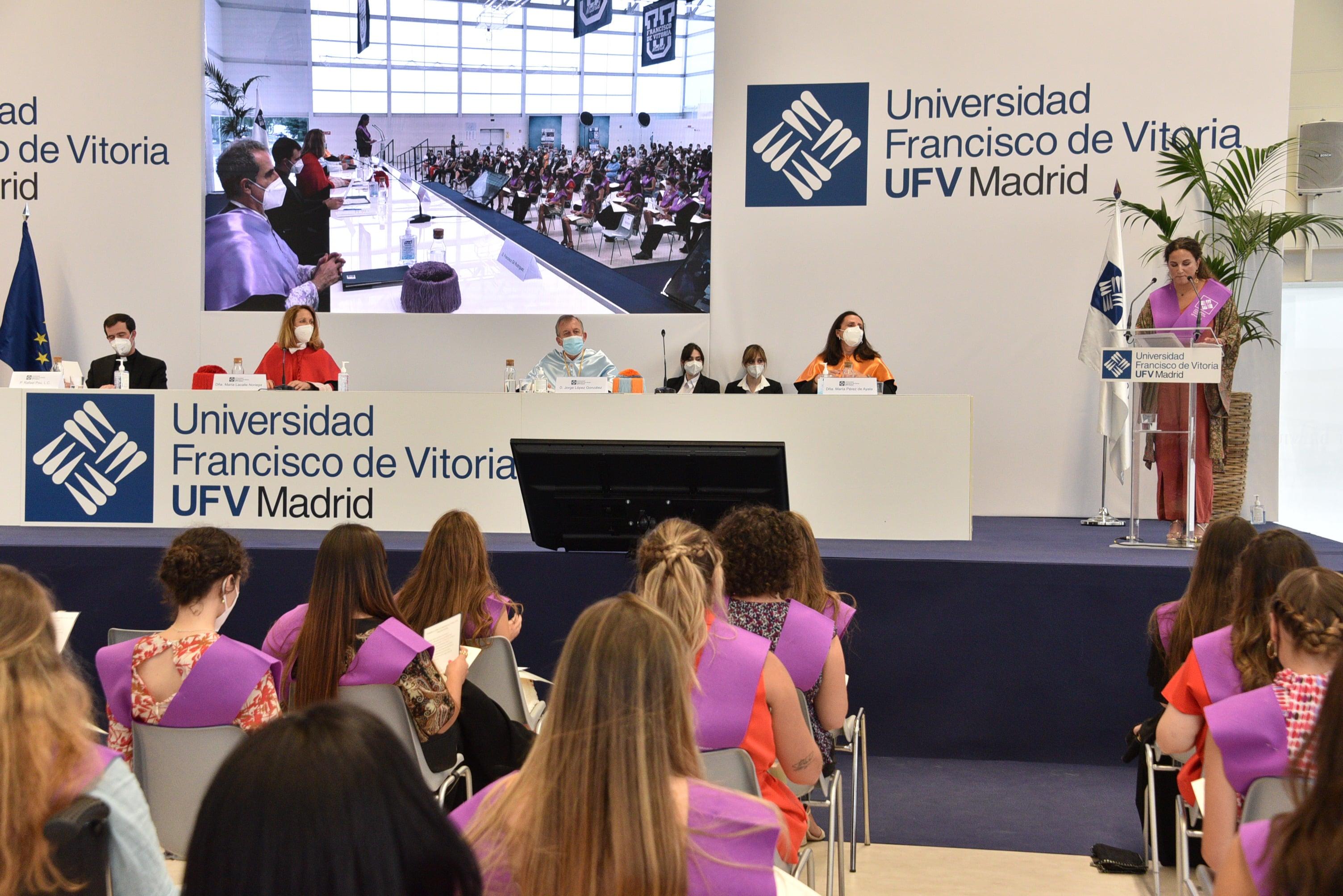 210703UFV2 1401 min Actos académicos Estudiar en Universidad Privada Madrid