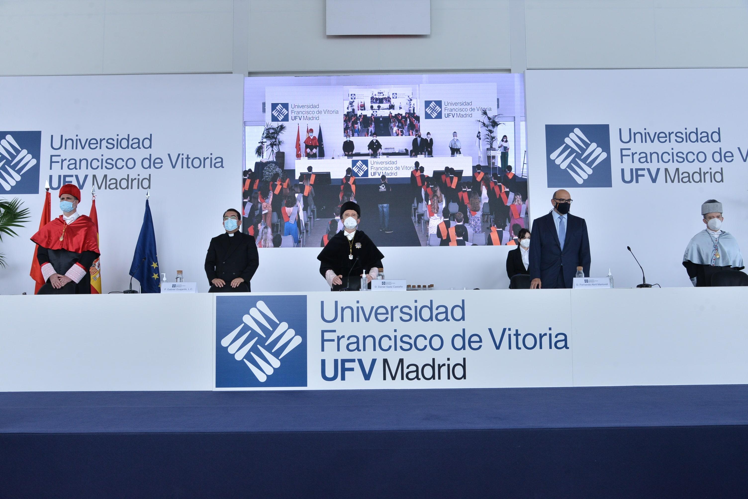 210704UFV1 1157 min Actos académicos Estudiar en Universidad Privada Madrid