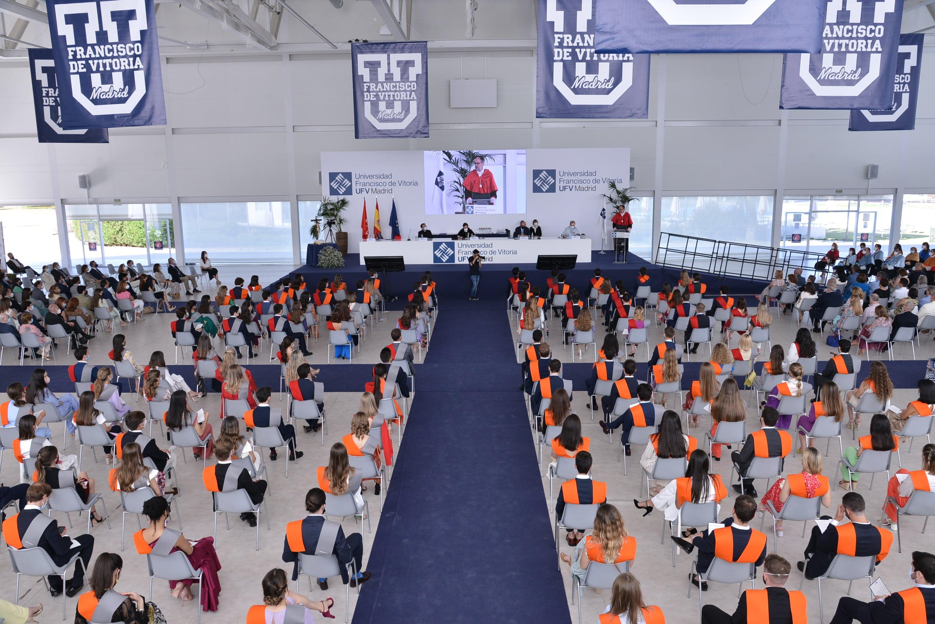 210704UFV1 1165 min Actos académicos Estudiar en Universidad Privada Madrid