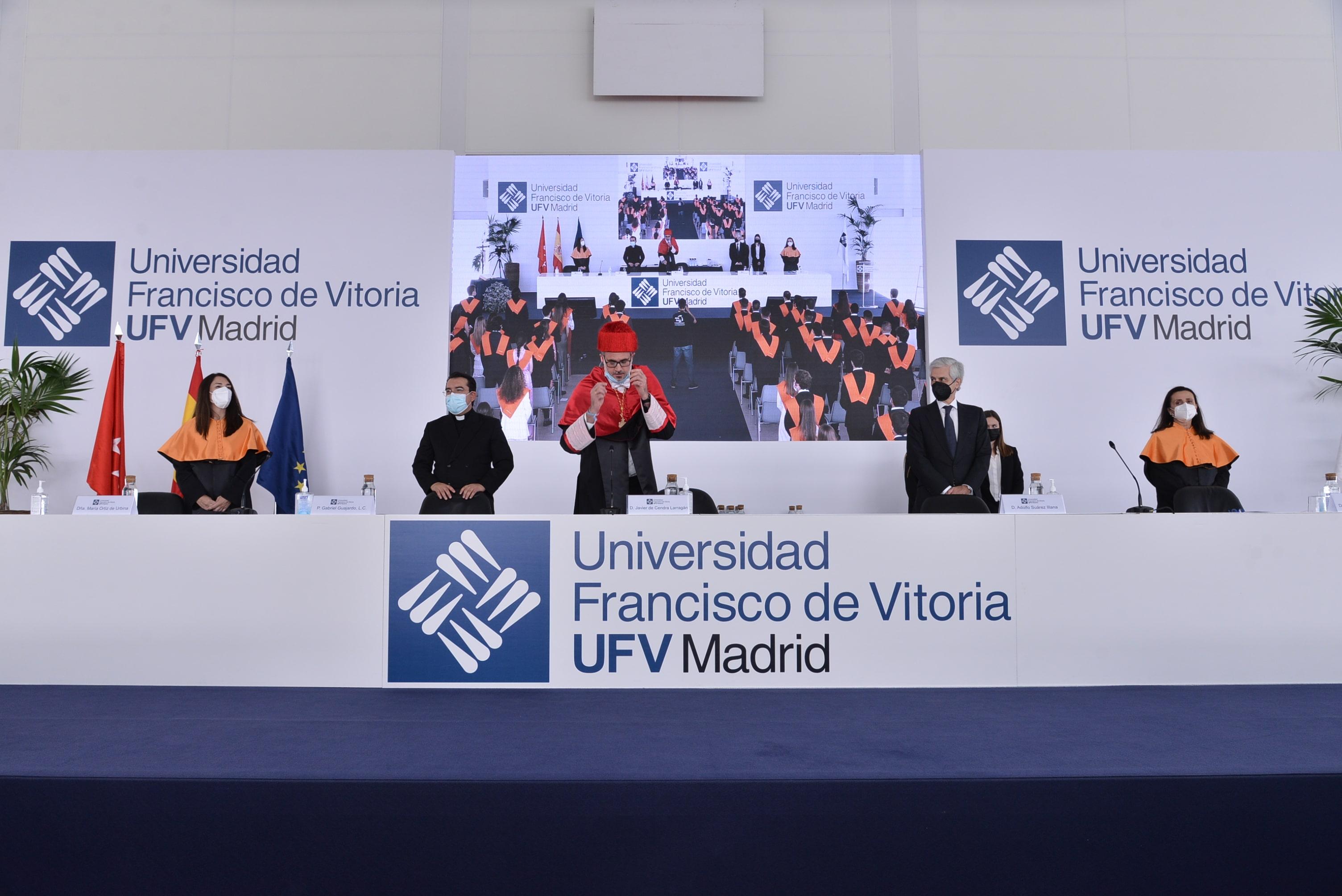 210704UFV2 970 min Actos académicos Estudiar en Universidad Privada Madrid