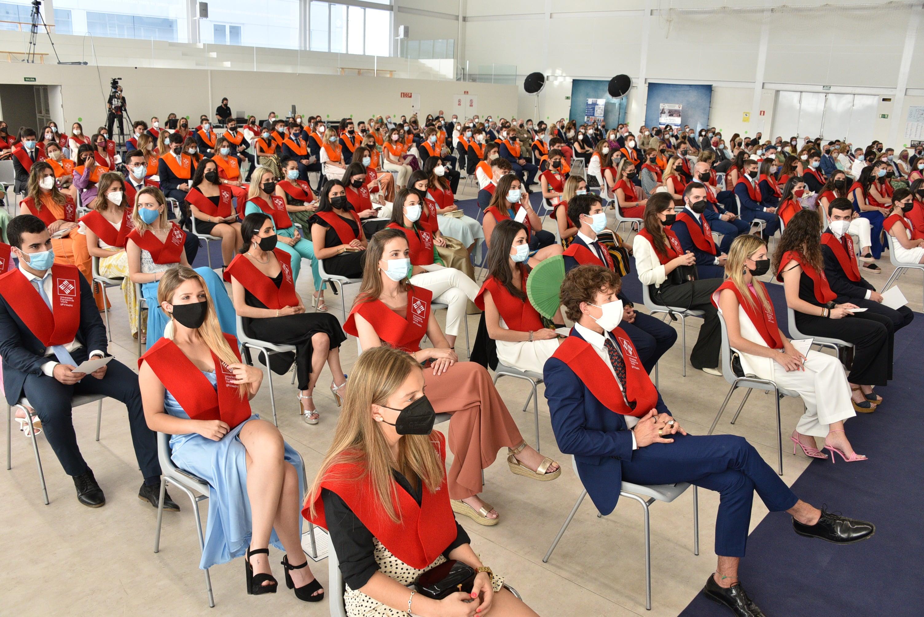 210704UFV3 1212 min Actos académicos Estudiar en Universidad Privada Madrid