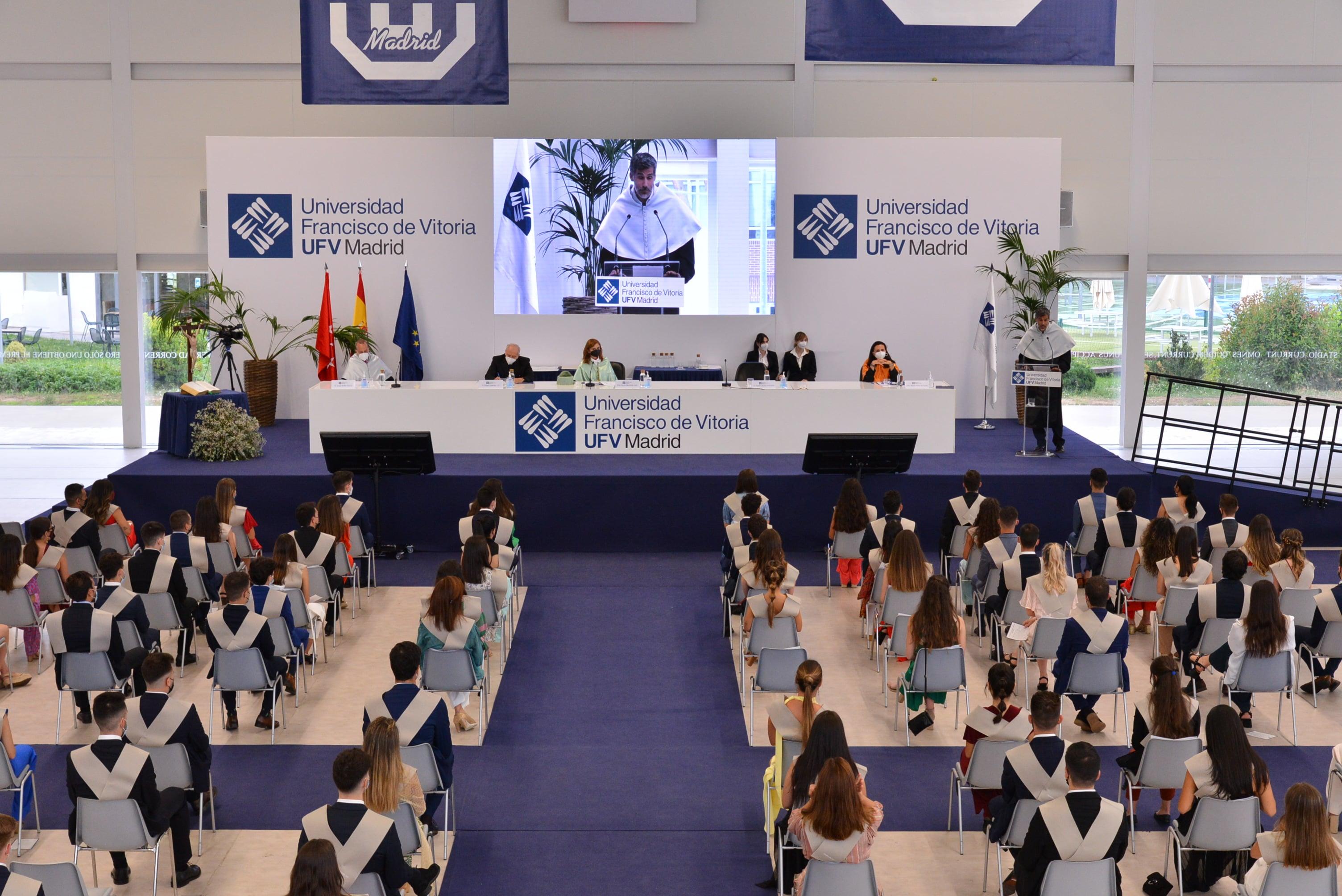 210706UFV 1111 min Actos académicos Estudiar en Universidad Privada Madrid