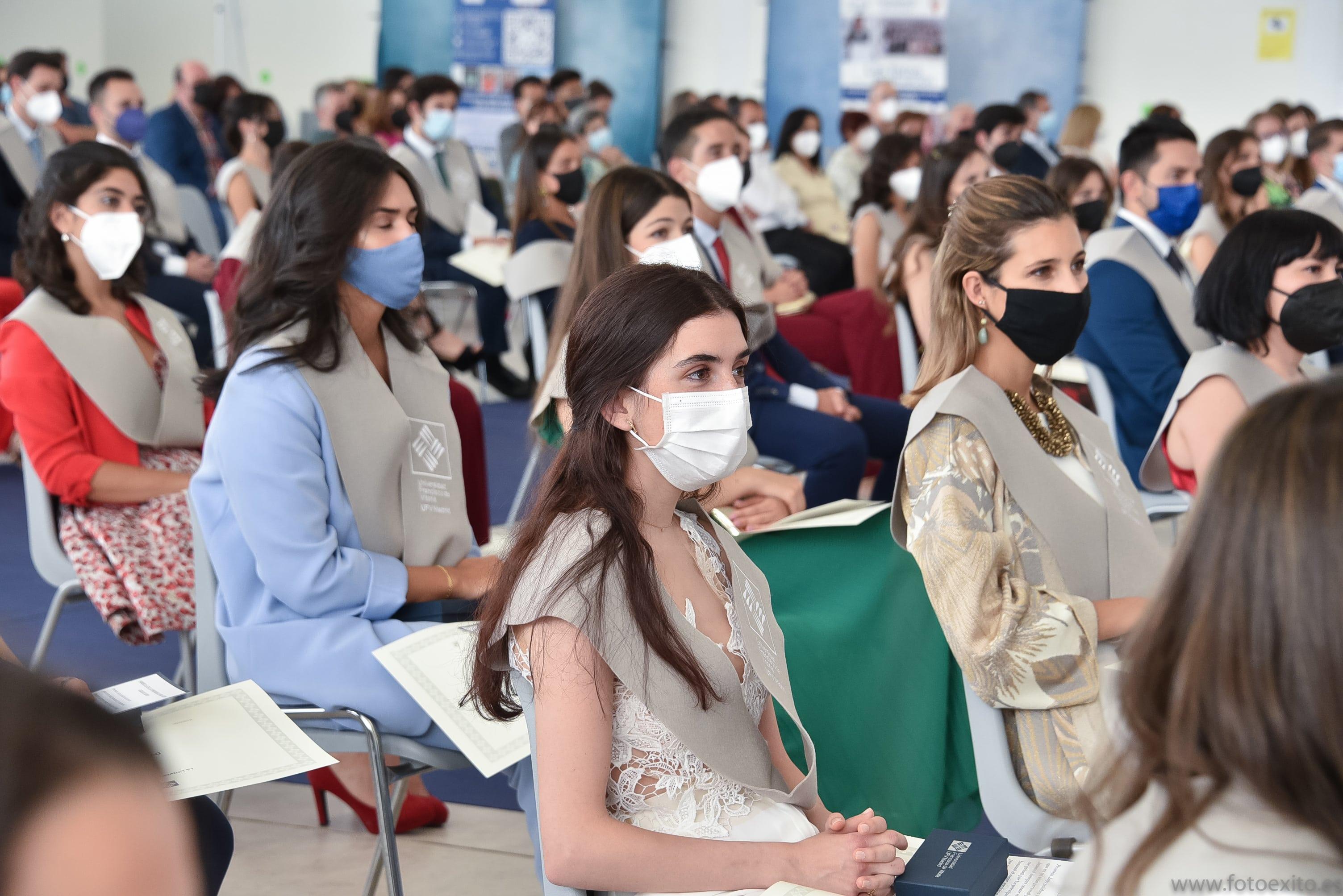 210707UFV 1174 min Actos académicos Estudiar en Universidad Privada Madrid