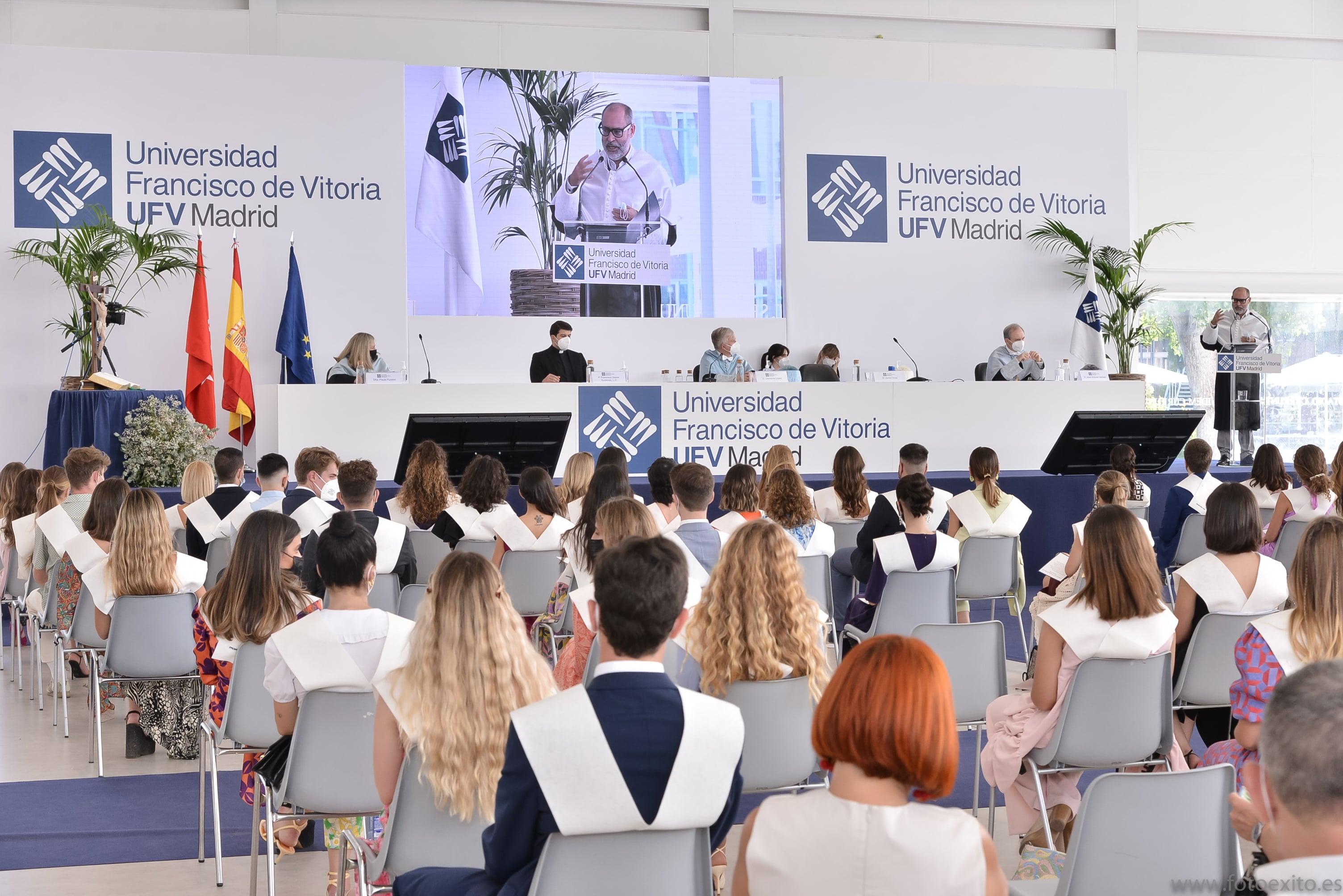 210709UFV 1020 min Actos académicos Estudiar en Universidad Privada Madrid