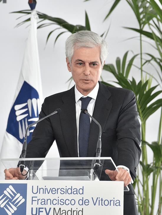Adolfo Suarez Illana.JPG min Actos académicos Estudiar en Universidad Privada Madrid