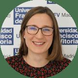 Agata Kasprazk 161x161 8 Congreso internacional Jóvenes Investigadores en Psicología Estudiar en Universidad Privada Madrid