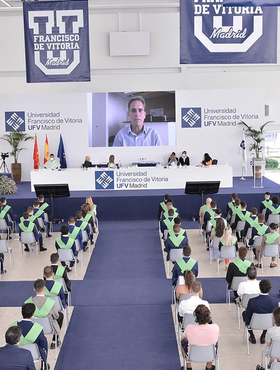 Antonio Rodriguez.jpg min Actos académicos Estudiar en Universidad Privada Madrid