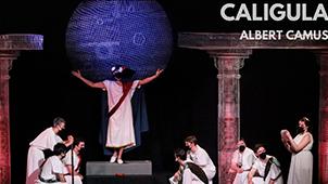 Caligula Grupo de Teatro Ay de mí...¡triste! Estudiar en Universidad Privada Madrid