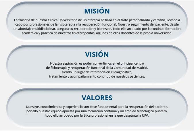 Clinica fisioterapia ufv Clínica Universitaria Fisioterapia Estudiar en Universidad Privada Madrid