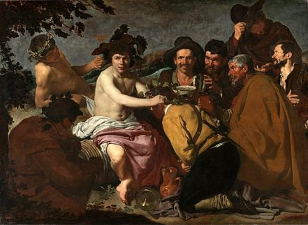 EL TRIUNFO DE BACO Fundación Amigos del Museo del Prado Estudiar en Universidad Privada Madrid