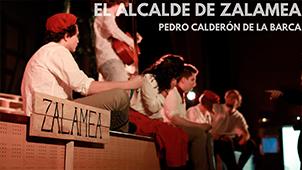 El alcalde de Zalamea Grupo de Teatro Ay de mí...¡triste! Estudiar en Universidad Privada Madrid