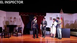 El inspector Grupo de Teatro Ay de mí...¡triste! Estudiar en Universidad Privada Madrid