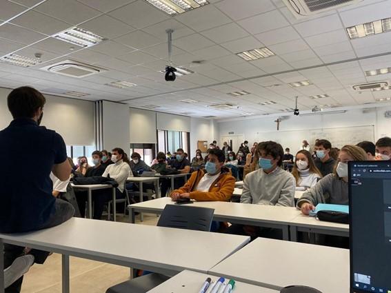 Generacion empresarial Generación empresarial Estudiar en Universidad Privada Madrid