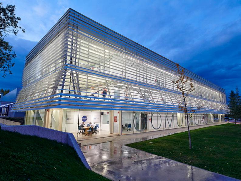 Instalaciones ufv 1 Instalaciones Estudiar en Universidad Privada Madrid
