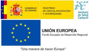 LOGO Ministerio de ciencia innovacion y universidades Proyectos financiados por ISCIII, fondos FEDER Estudiar en Universidad Privada Madrid